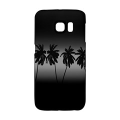 Tropical Sunset Galaxy S6 Edge by Valentinaart