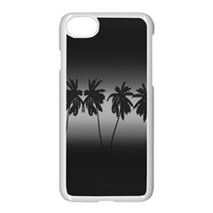 Tropical Sunset Apple Iphone 7 Seamless Case (white)