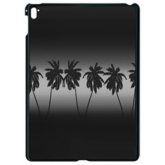 Tropical Sunset Apple Ipad Pro 9 7   Black Seamless Case by Valentinaart