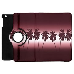 Tropical Sunset Apple Ipad Mini Flip 360 Case by Valentinaart