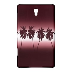 Tropical Sunset Samsung Galaxy Tab S (8 4 ) Hardshell Case