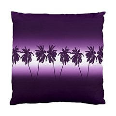 Tropical Sunset Standard Cushion Case (one Side)
