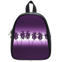 Tropical Sunset School Bags (small)  by Valentinaart