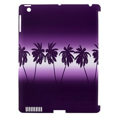 Tropical Sunset Apple Ipad 3/4 Hardshell Case (compatible With Smart Cover) by Valentinaart