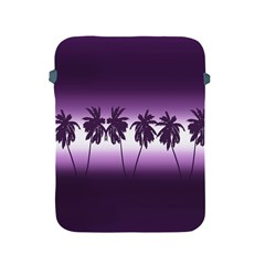 Tropical Sunset Apple Ipad 2/3/4 Protective Soft Cases by Valentinaart