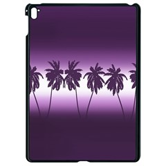 Tropical Sunset Apple Ipad Pro 9 7   Black Seamless Case