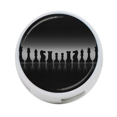 Chess Pieces 4 Port Usb Hub (one Side) by Valentinaart