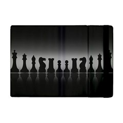 Chess Pieces Apple Ipad Mini Flip Case by Valentinaart