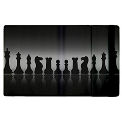Chess Pieces Apple Ipad Pro 12 9   Flip Case by Valentinaart
