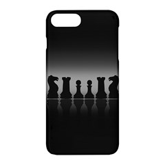 Chess Pieces Apple Iphone 7 Plus Hardshell Case by Valentinaart