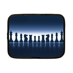 Chess Pieces Netbook Case (small)