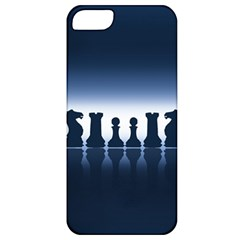 Chess Pieces Apple Iphone 5 Classic Hardshell Case by Valentinaart