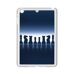 Chess Pieces Ipad Mini 2 Enamel Coated Cases by Valentinaart