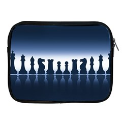 Chess Pieces Apple Ipad 2/3/4 Zipper Cases by Valentinaart