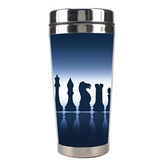 Chess Pieces Stainless Steel Travel Tumblers