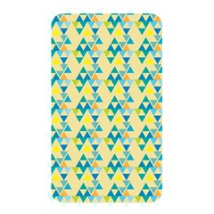 Colorful Triangle Pattern Memory Card Reader by berwies