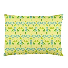Simple Tribal Pattern Pillow Case by berwies