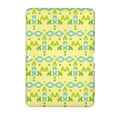 Simple Tribal Pattern Samsung Galaxy Tab 2 (10 1 ) P5100 Hardshell Case  by berwies