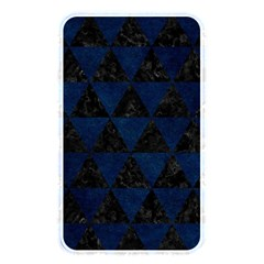Triangle3 Black Marble & Blue Grunge Memory Card Reader (rectangular) by trendistuff