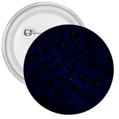 Skin5 Black Marble & Blue Grunge 3  Button by trendistuff
