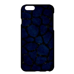 Skin1 Black Marble & Blue Grunge Apple Iphone 6 Plus/6s Plus Hardshell Case by trendistuff