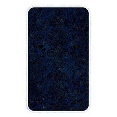 Damask2 Black Marble & Blue Grunge (r) Memory Card Reader (rectangular) by trendistuff
