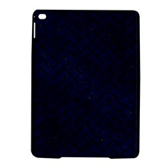Brick2 Black Marble & Blue Grunge (r) Apple Ipad Air 2 Hardshell Case by trendistuff