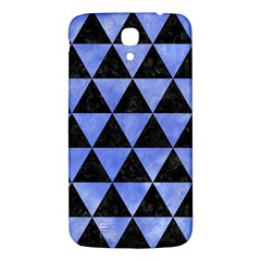 Triangle3 Black Marble & Blue Watercolor Samsung Galaxy Mega I9200 Hardshell Back Case by trendistuff
