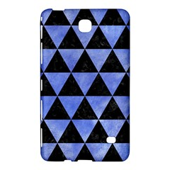 Triangle3 Black Marble & Blue Watercolor Samsung Galaxy Tab 4 (8 ) Hardshell Case  by trendistuff