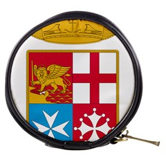 Coat Of Arms Of The Italian Navy  Mini Makeup Bags
