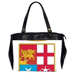 Coat Of Arms Of The Italian Navy  Office Handbags (2 Sides)  by abbeyz71
