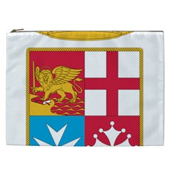 Coat Of Arms Of The Italian Navy  Cosmetic Bag (xxl)  by abbeyz71