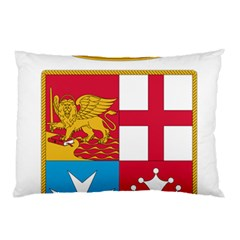 Coat Of Arms Of The Italian Navy Pillow Case (two Sides) by abbeyz71