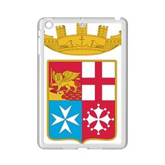 Coat Of Arms Of The Italian Navy Ipad Mini 2 Enamel Coated Cases by abbeyz71