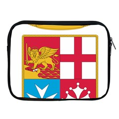 Coat Of Arms Of The Italian Navy Apple Ipad 2/3/4 Zipper Cases by abbeyz71