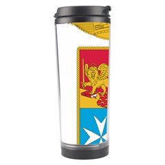 Coat Of Arms Of The Italian Navy Travel Tumbler by abbeyz71