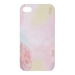 Watercolor Floral Apple Iphone 4/4s Premium Hardshell Case