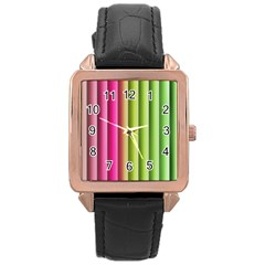 Vertical Blinds A Completely Seamless Tile Able Background Rose Gold Leather Watch