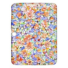 Lovely Floral 31d Samsung Galaxy Tab 3 (10 1 ) P5200 Hardshell Case  by MoreColorsinLife