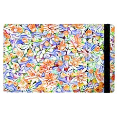Lovely Floral 31d Apple Ipad Pro 9 7   Flip Case