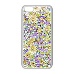Lovely Floral 31e Apple iPhone 5C Seamless Case (White) Front