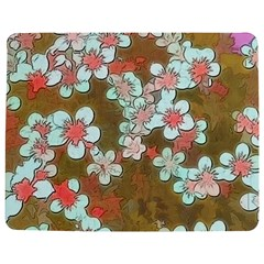 Lovely Floral 29 A Jigsaw Puzzle Photo Stand (rectangular) by MoreColorsinLife
