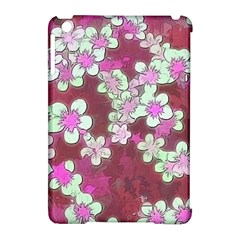 Lovely Floral 29 B Apple Ipad Mini Hardshell Case (compatible With Smart Cover) by MoreColorsinLife