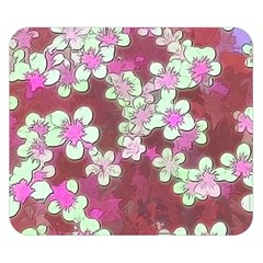 Lovely Floral 29 B Double Sided Flano Blanket (small)  by MoreColorsinLife