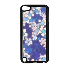 Lovely Floral 29 C Apple Ipod Touch 5 Case (black) by MoreColorsinLife