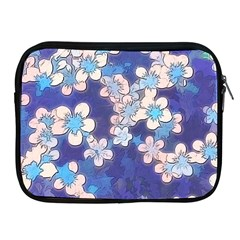 Lovely Floral 29 C Apple Ipad 2/3/4 Zipper Cases by MoreColorsinLife