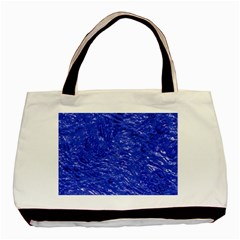 Thick Wet Paint A Basic Tote Bag (two Sides) by MoreColorsinLife