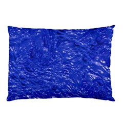 Thick Wet Paint A Pillow Case by MoreColorsinLife