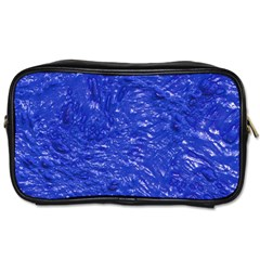 Thick Wet Paint A Toiletries Bags by MoreColorsinLife