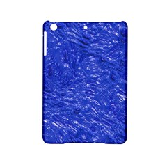 Thick Wet Paint A Ipad Mini 2 Hardshell Cases by MoreColorsinLife